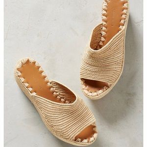 ✨Carrie Forbes for Anthropologie Karim Wedges